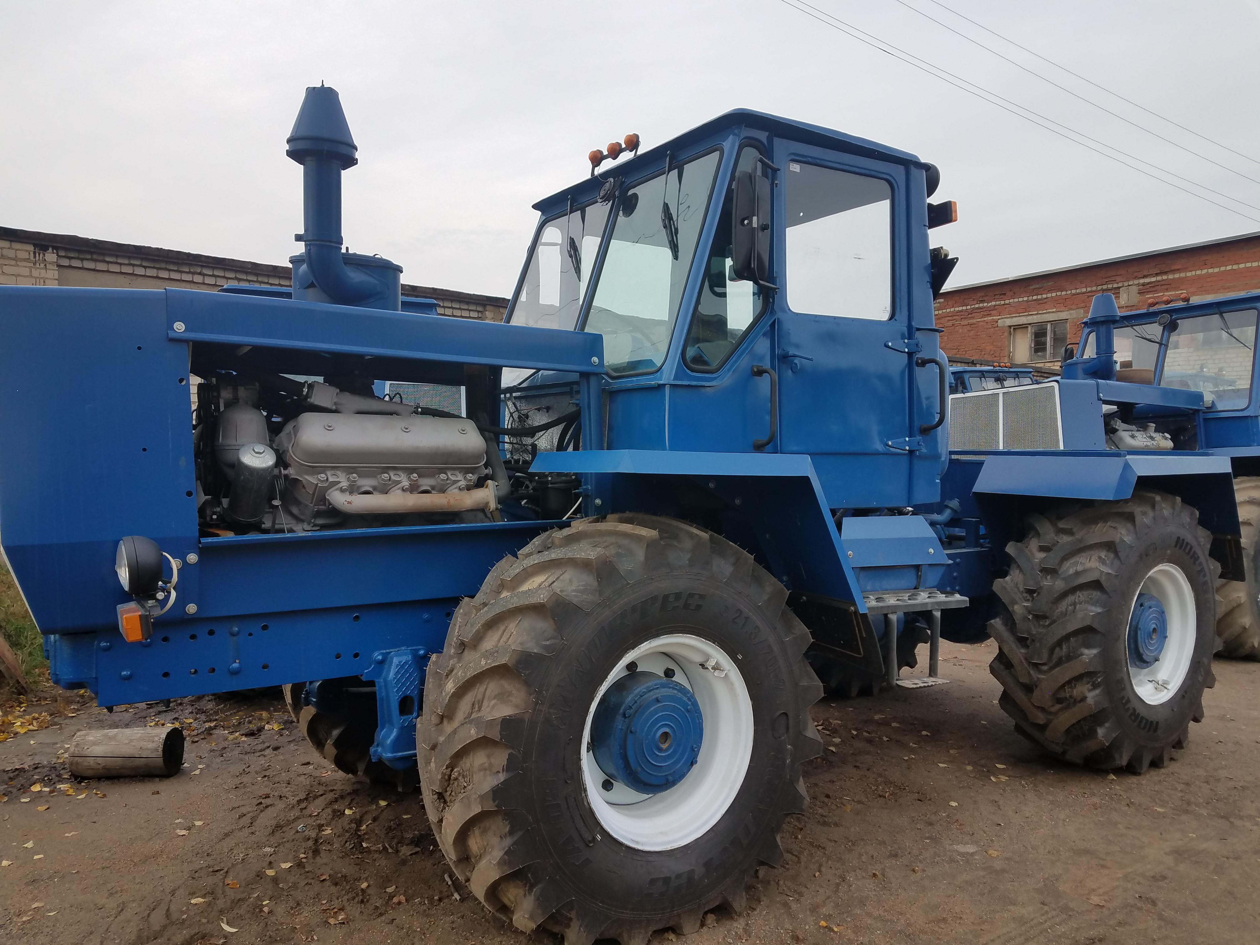 трактор т150