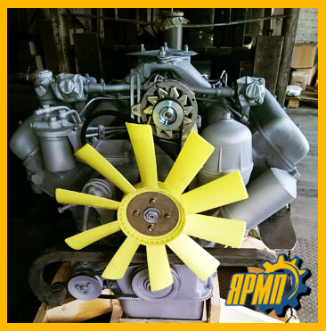 Двигатель ЯМЗ 236 М2 купить