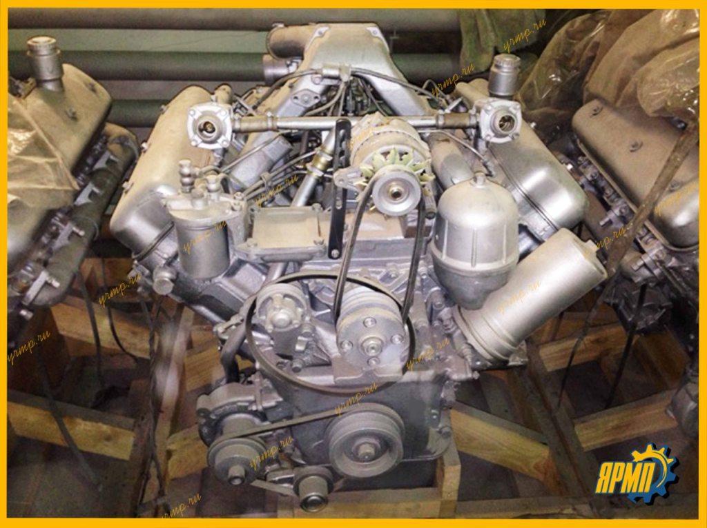 купить двигатель ЯМЗ-236Б
