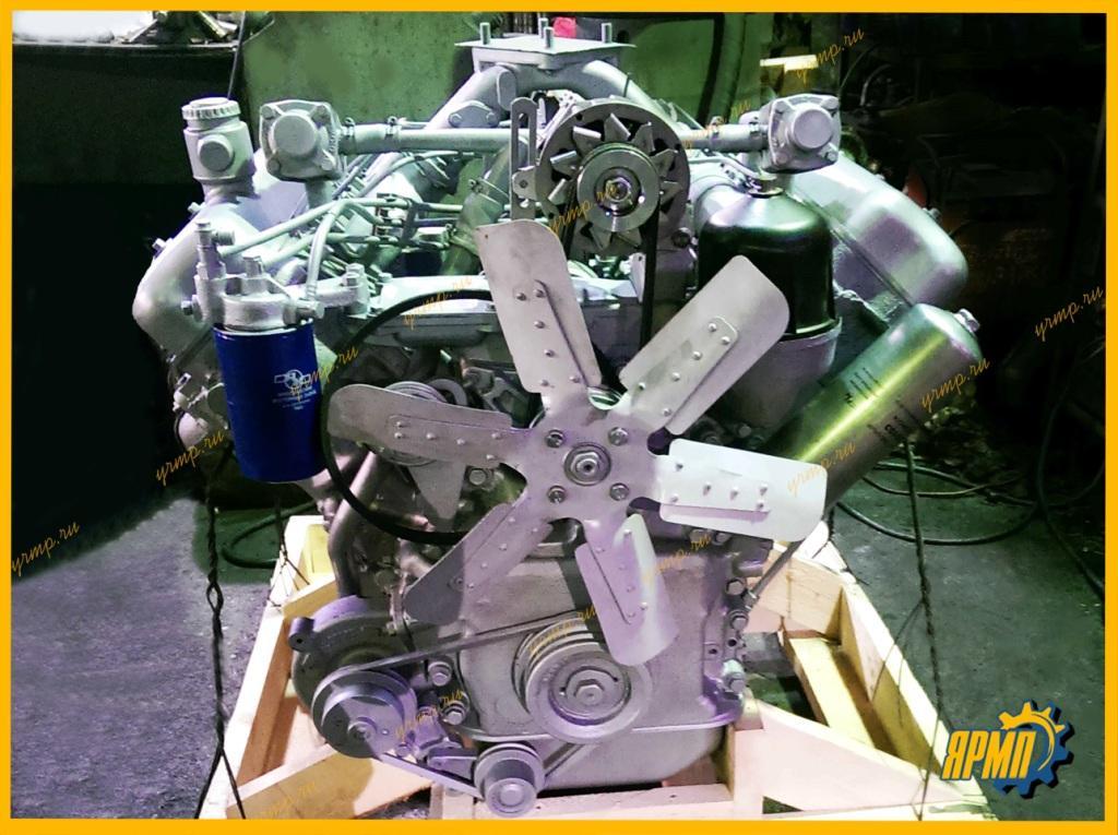 купить двигатель ЯМЗ-236М2 не дорого