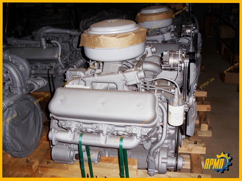 двигатель ЯМЗ-236М2 капремонт