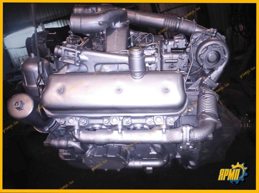 двигатель ЯМЗ-236М2 с гарантией