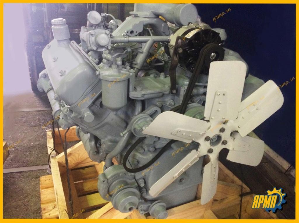 двигатель ЯМЗ-236НД3 капремонт
