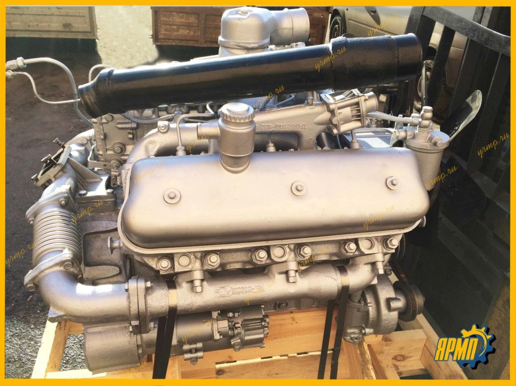 ЯМЗ-236НЕ двигатель купить