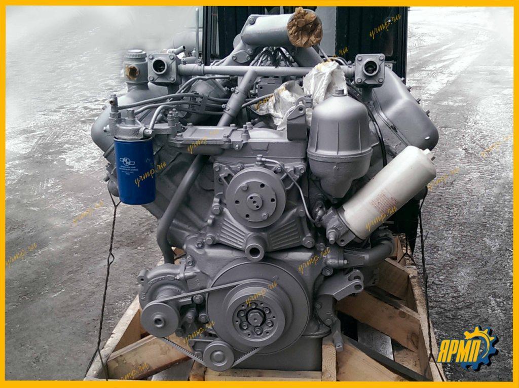 двигатель ЯМЗ-236НЕ2 с гарантией