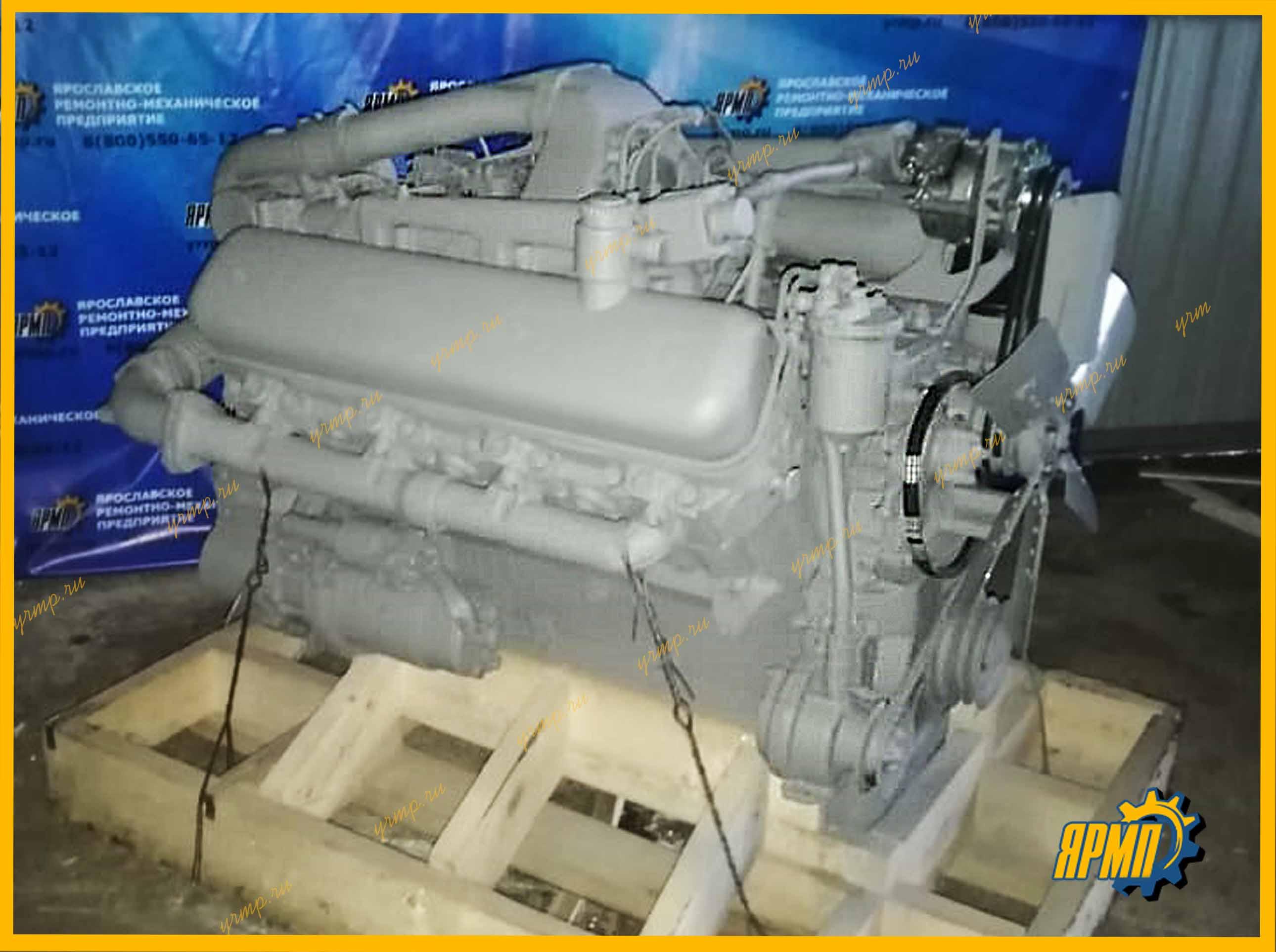 двигатель ЯМЗ-8424.10
