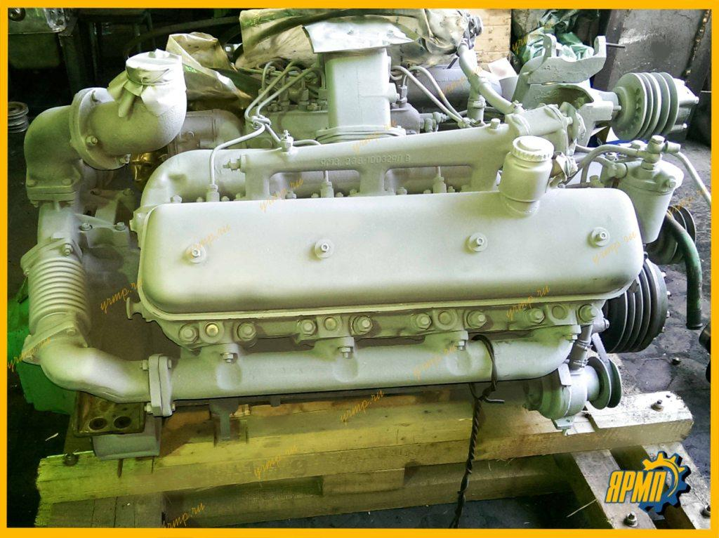 купить двигатель ЯМЗ-238АК с гарантией