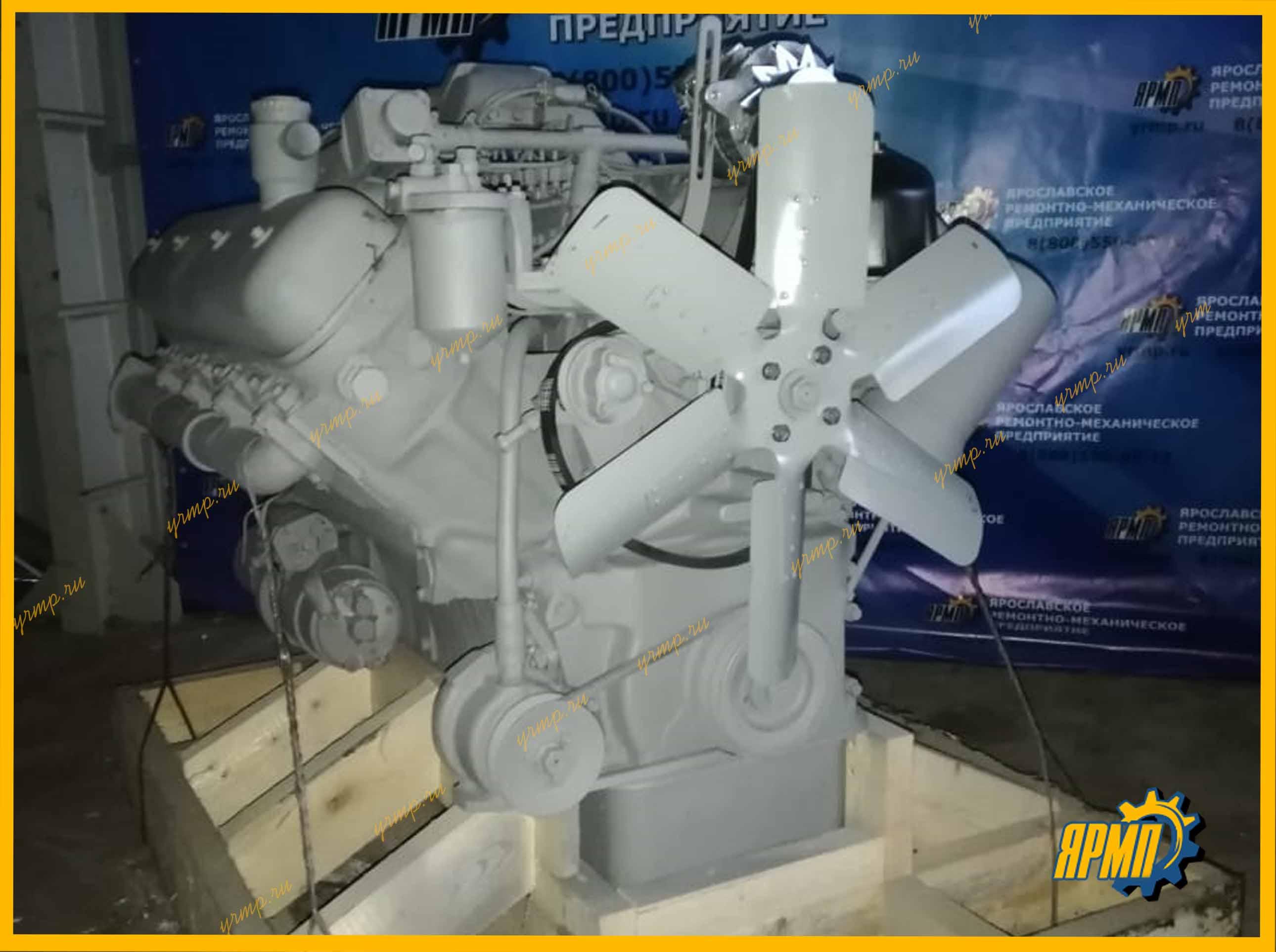 двигатель ЯМЗ-238Д с гарантией