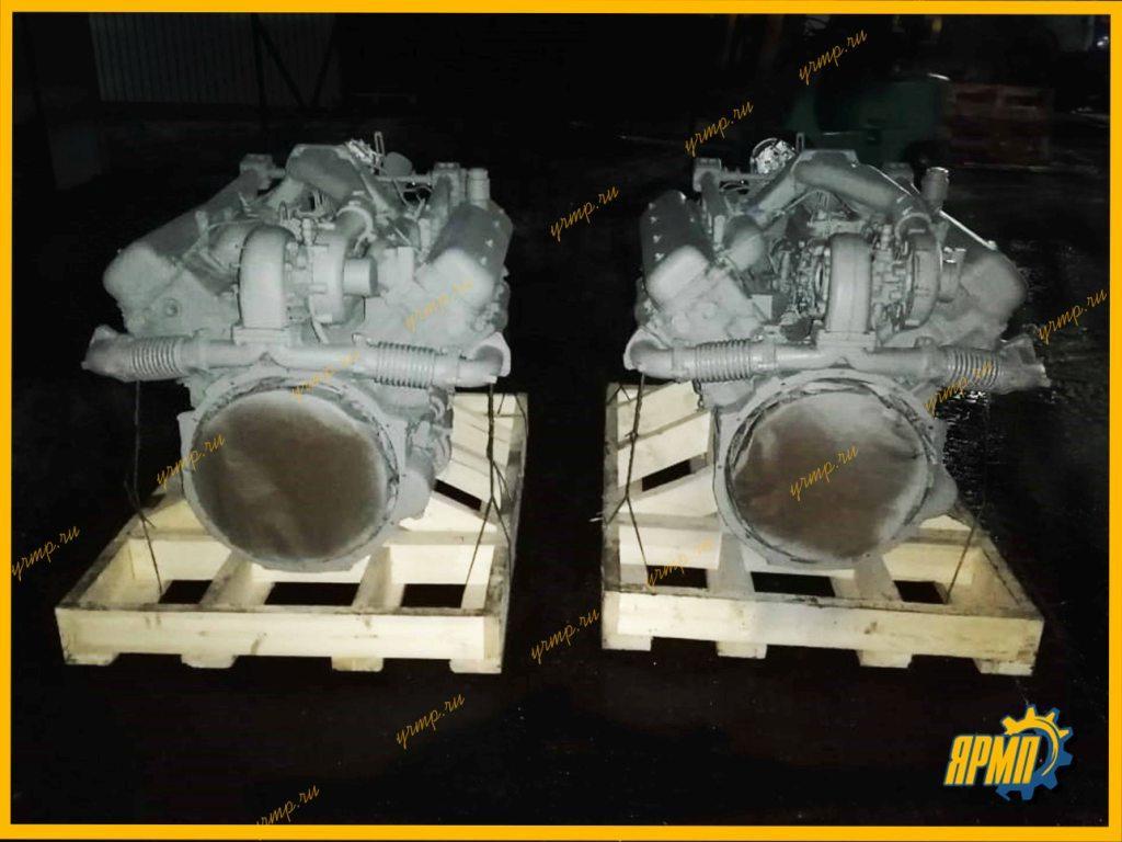 ремонт двигателя ЯМЗ-238Д