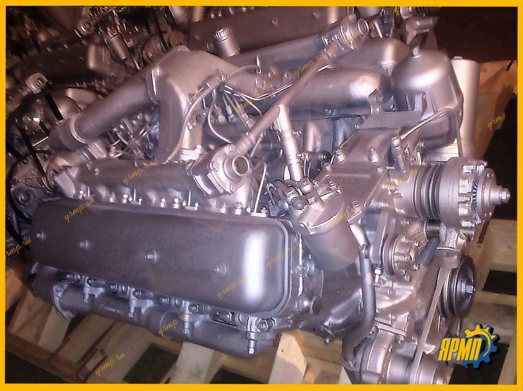 ремонт двигателя ЯМЗ-238ДЕ с гарантией