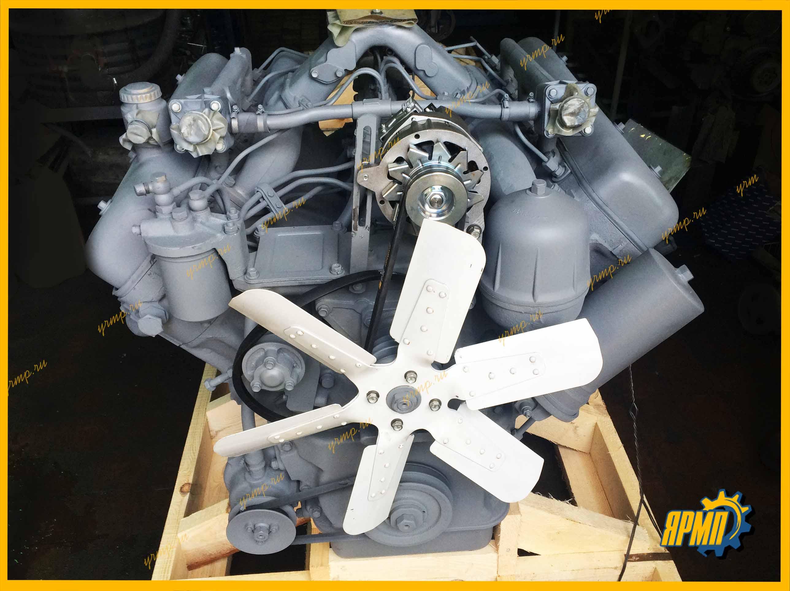 купить двигатель ЯМЗ-238М2