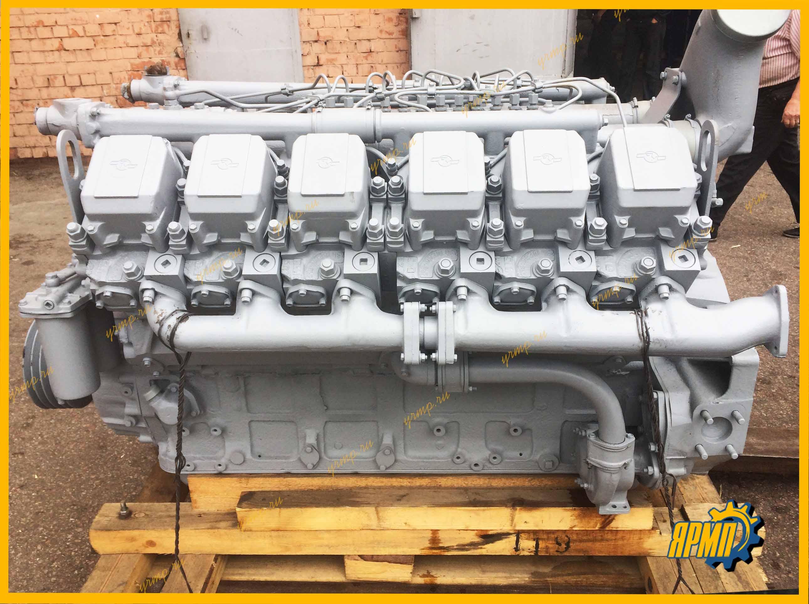 купить двигатель ЯМЗ-240БМ2