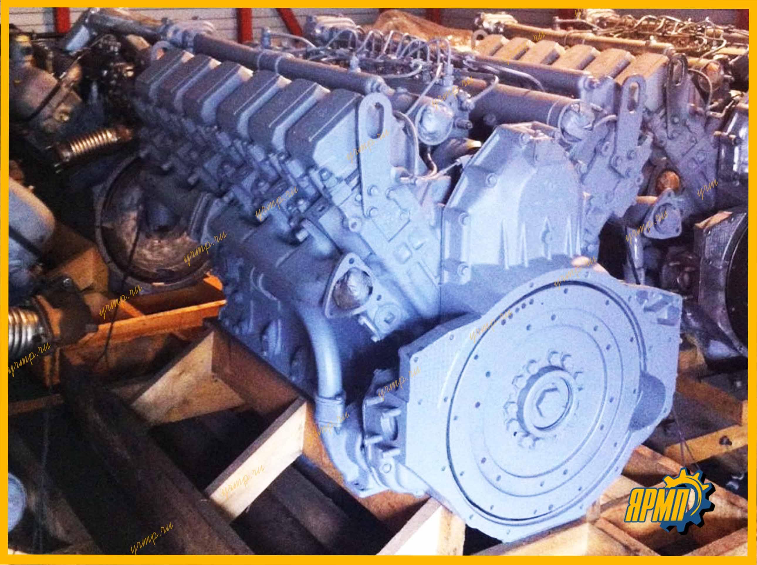 купить двигатель ЯМЗ-240БМ2 с доставкой