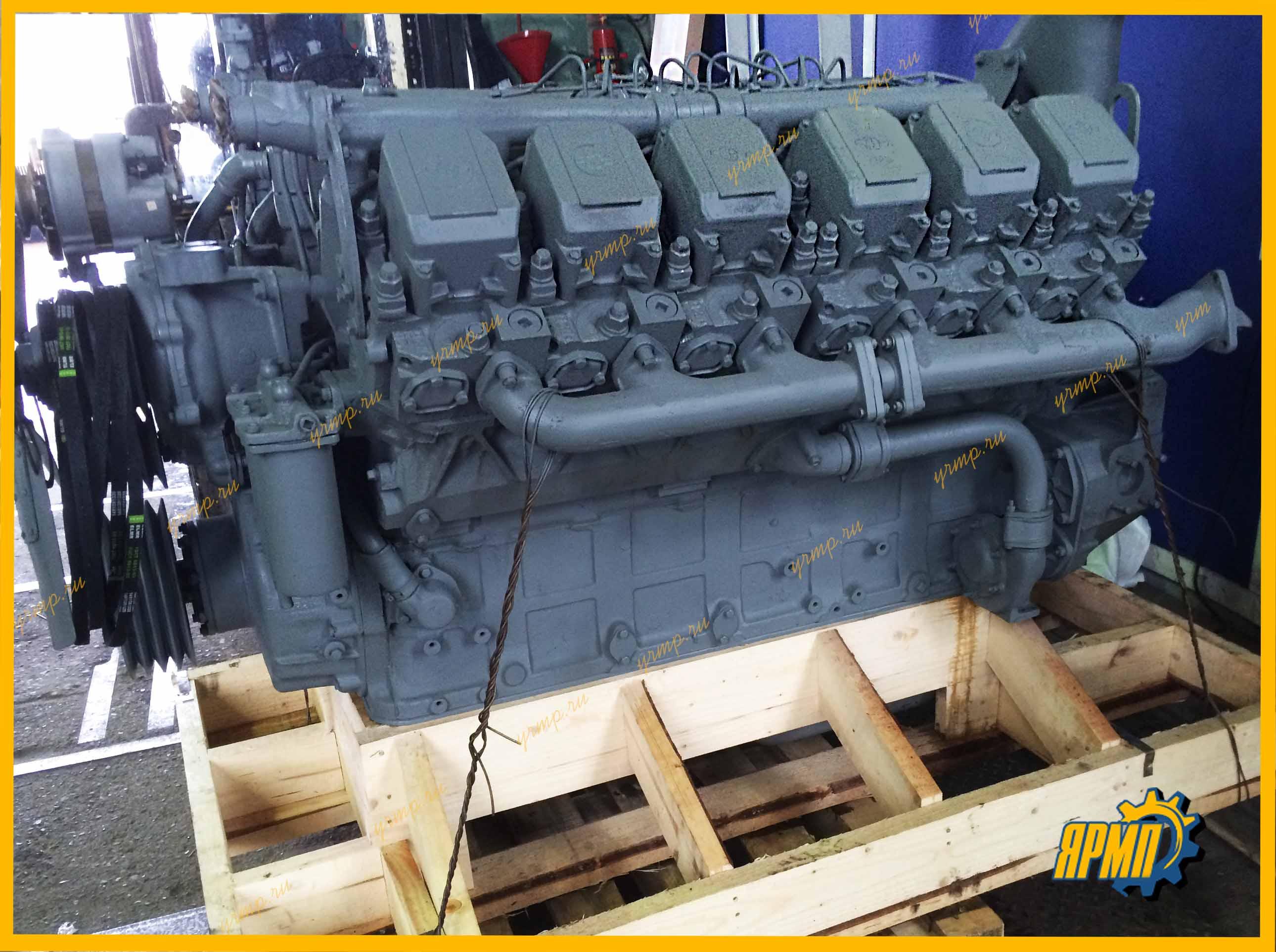 двигатель ЯМЗ купить с гарантией