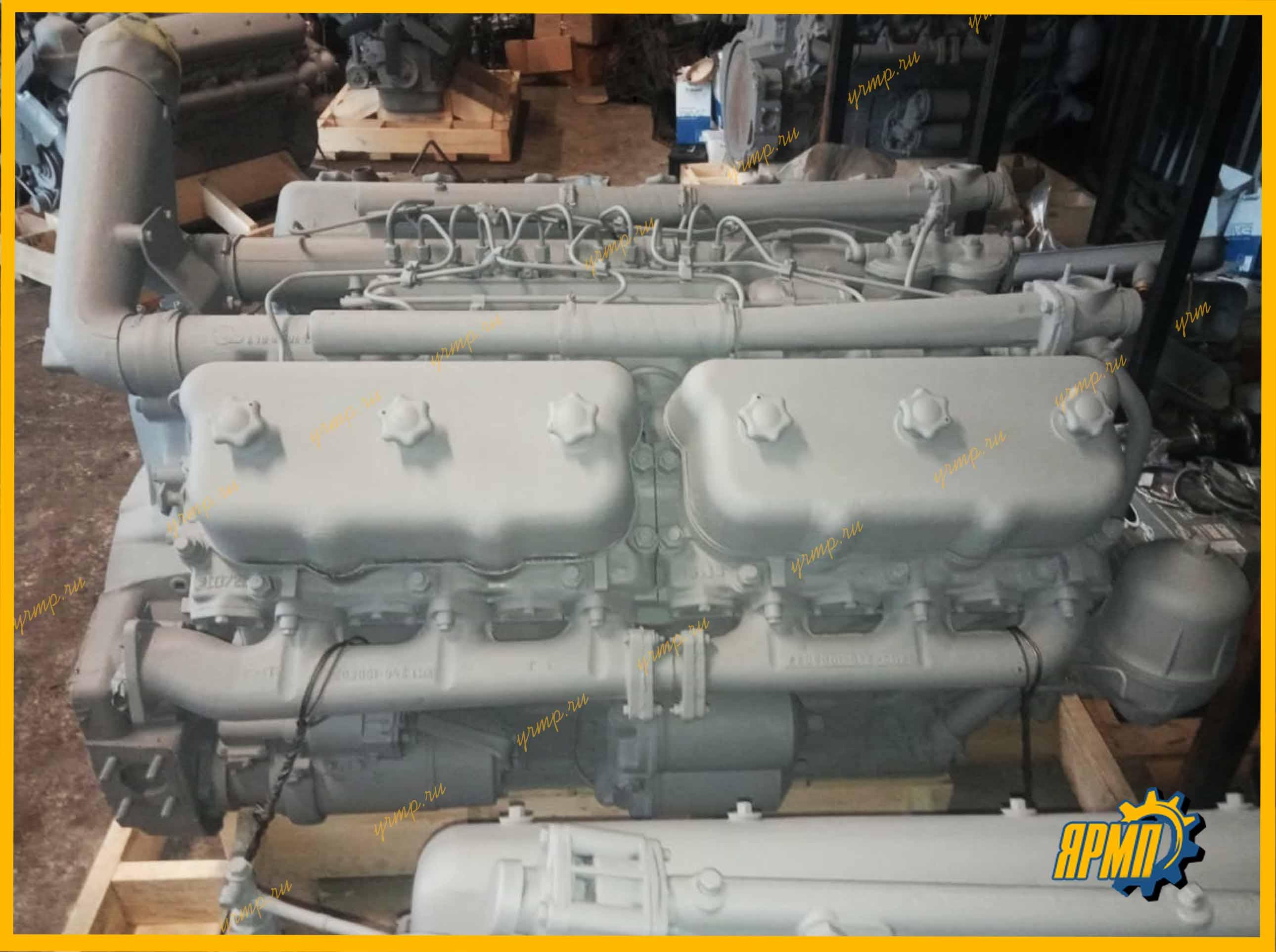 двигатель 240 с хранения