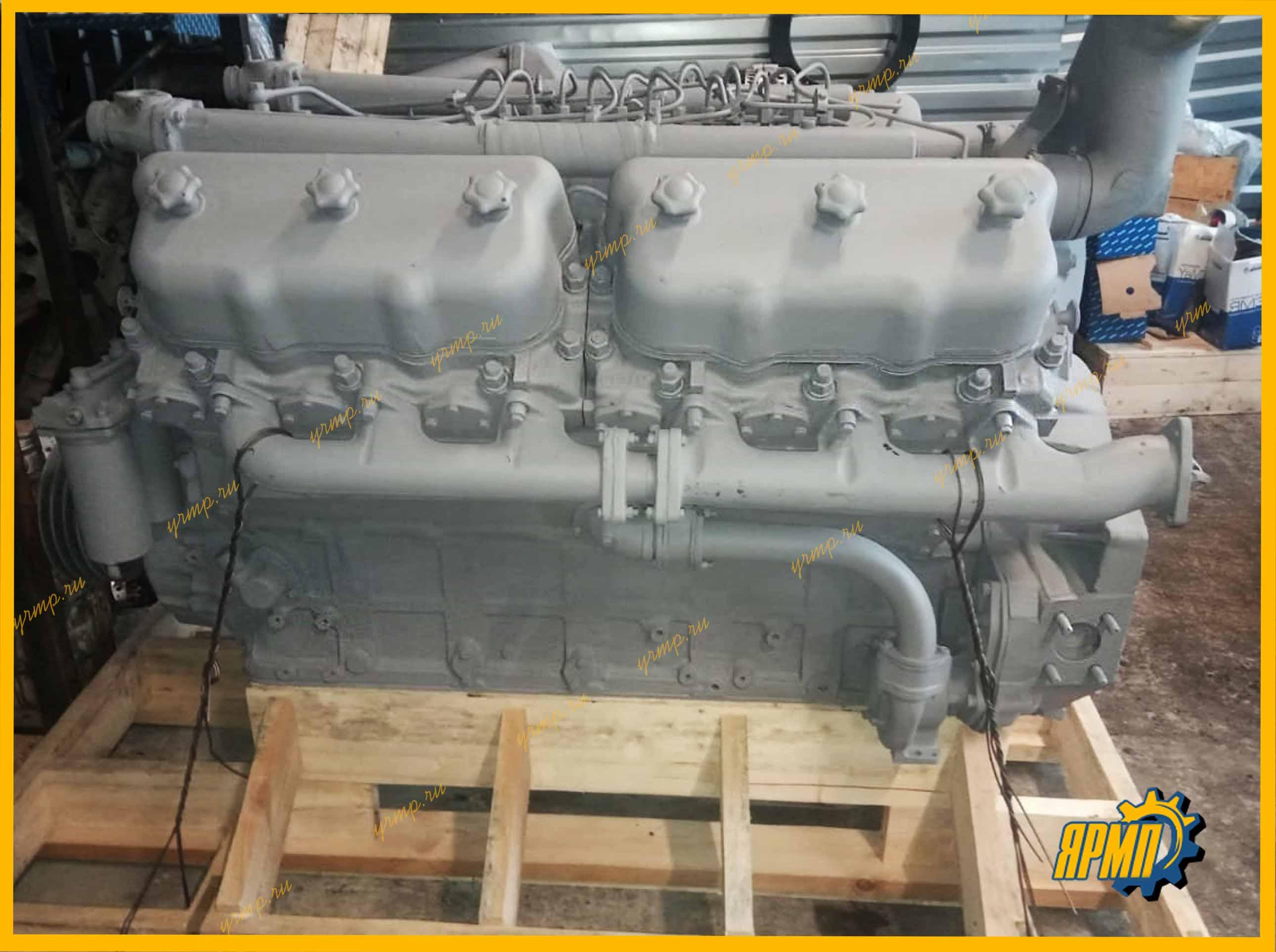 двигатель ЯМЗ 240 с гарантией
