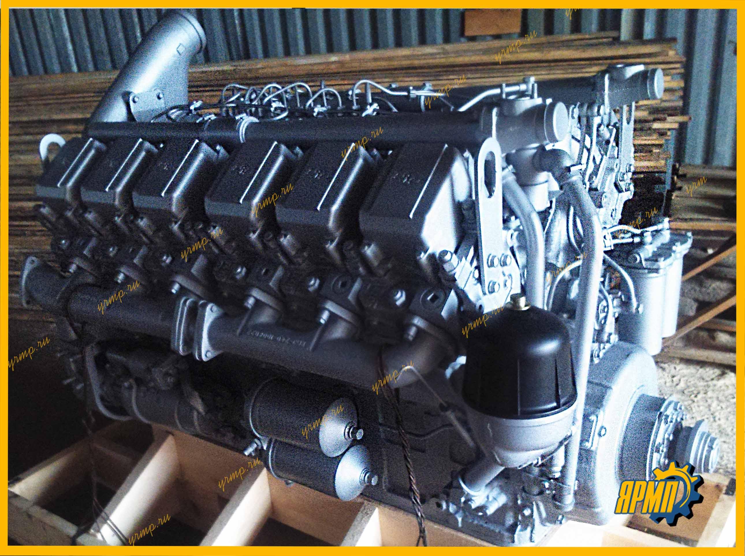 двигатель ЯМЗ-240БМ2 купить