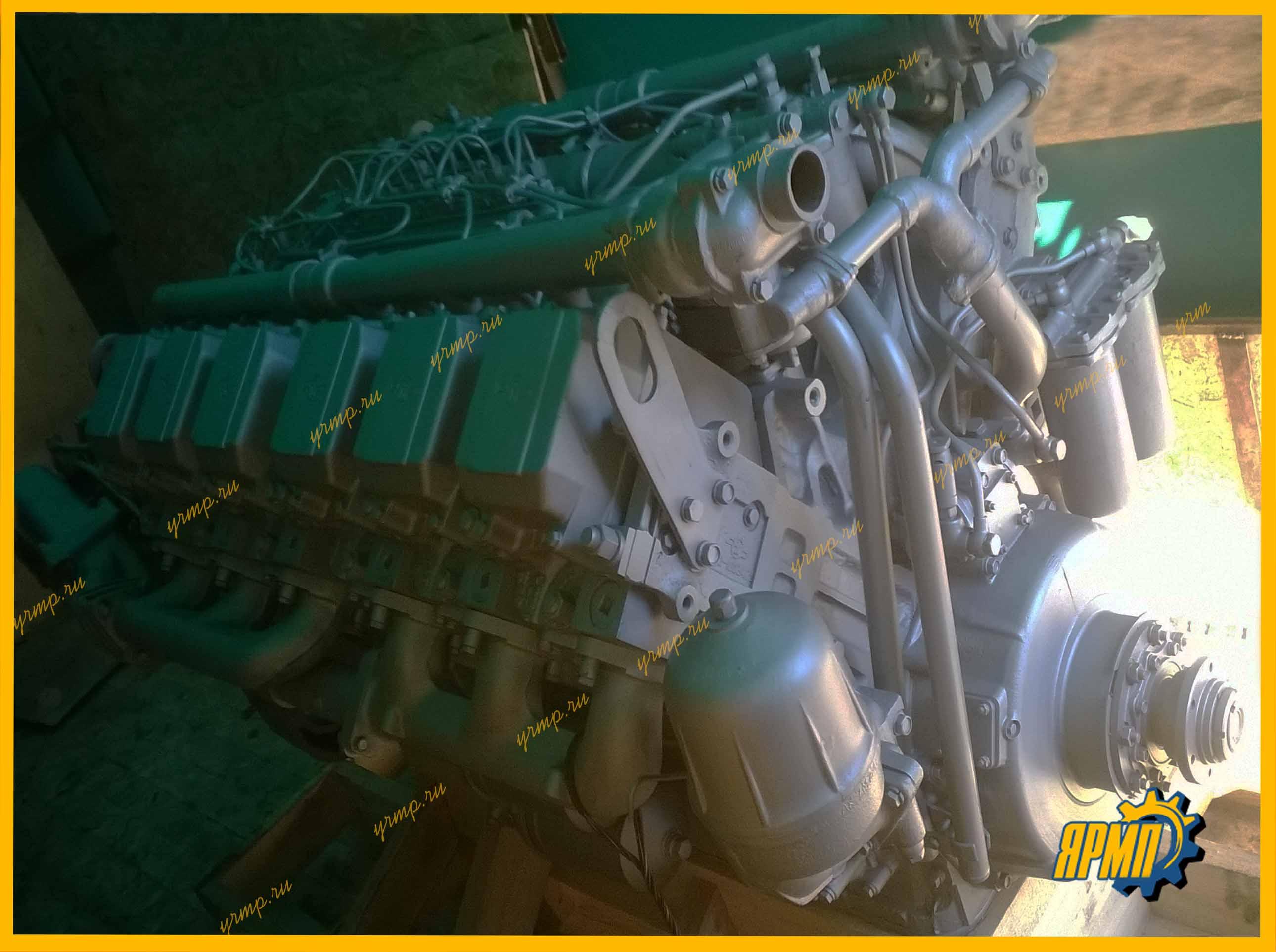 ЯМЗ-240НМ2