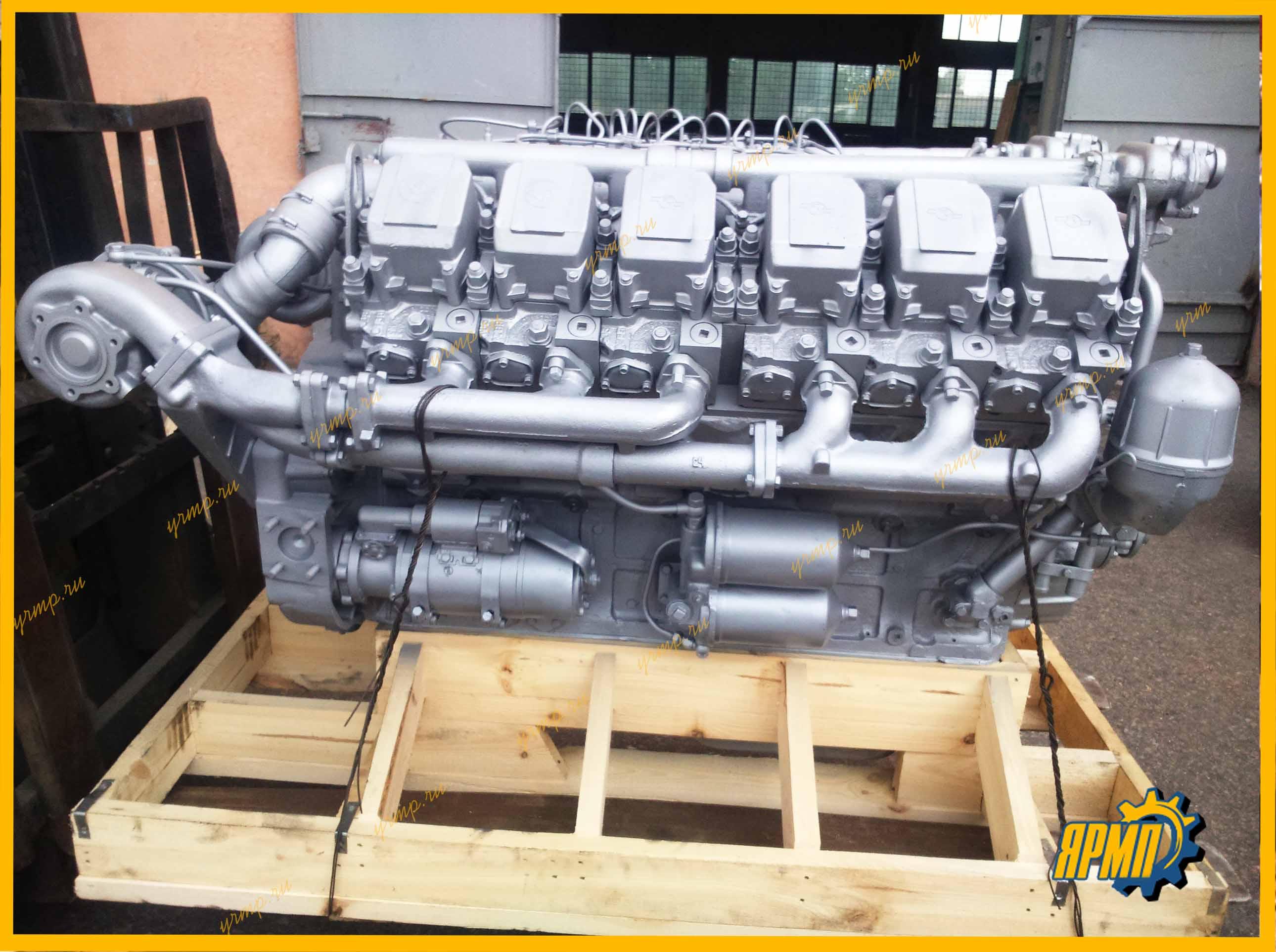 двигатель ЯМЗ-240НМ2 купить с гарантией