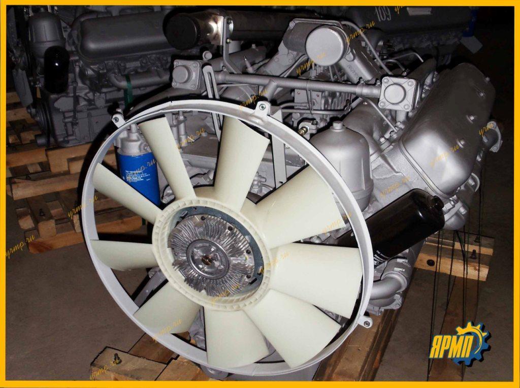 двигатель ЧМЗ-7511 с гарантией
