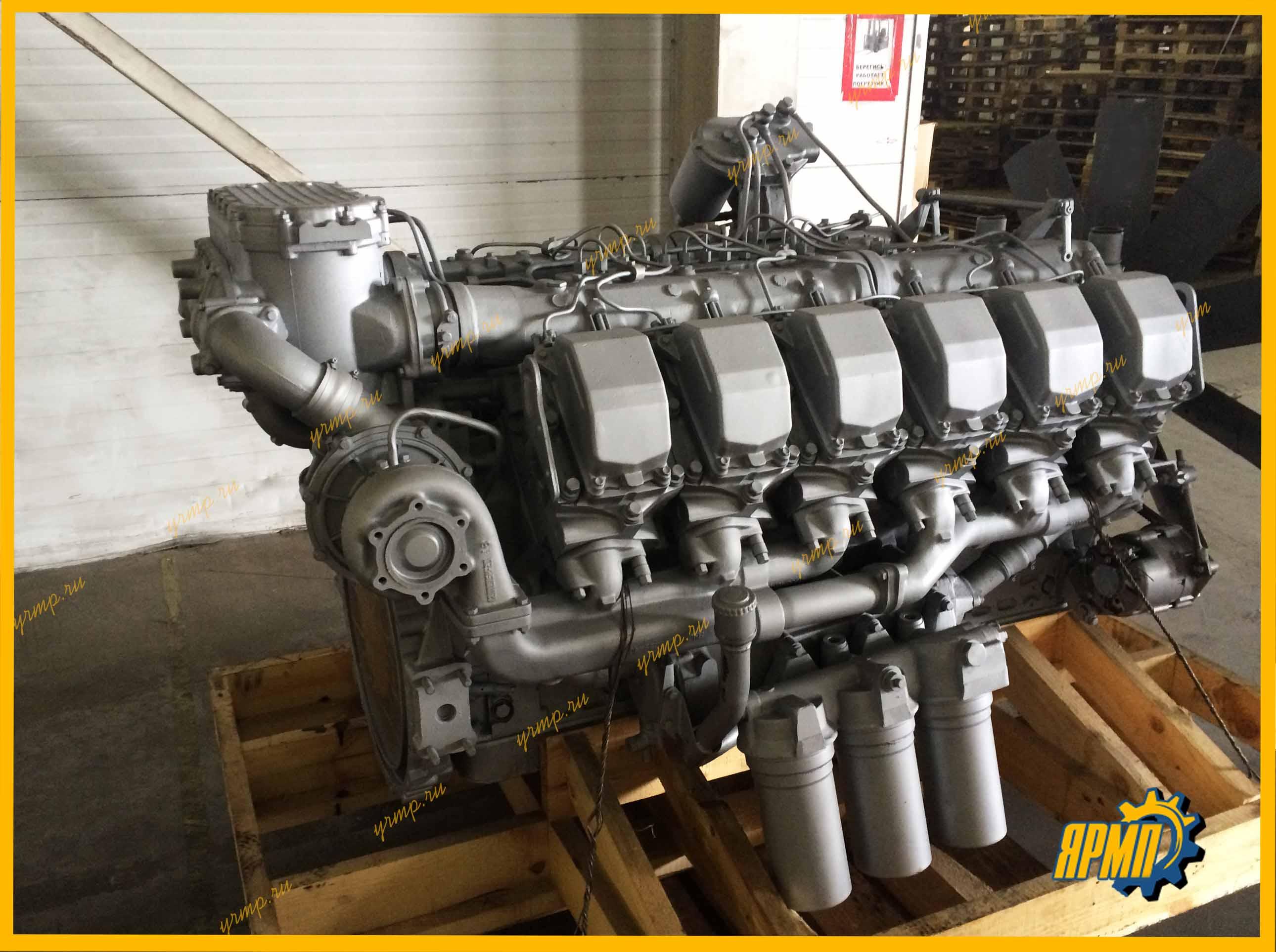 двигатель ЯМЗ-850 с гарантией купить
