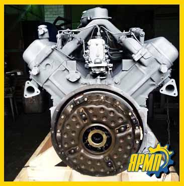 собственная сборка двигатель ЯМЗ 236М2