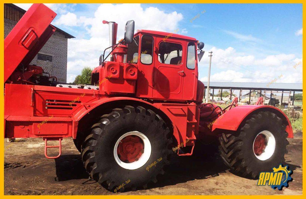 трактор К 701 после ремонта