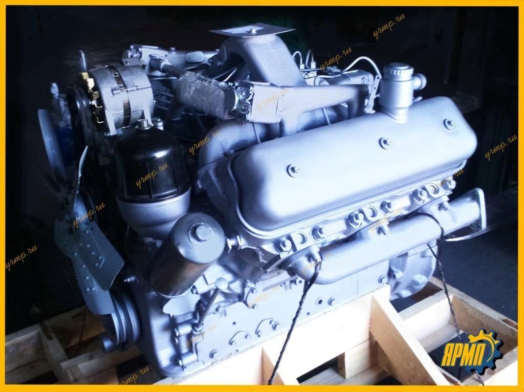двигатель ЯМЗ-236 с гарантией