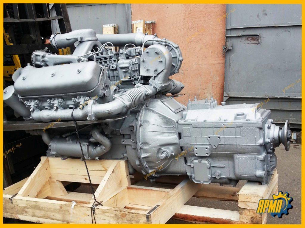 двигатель 236НЕ+КПП