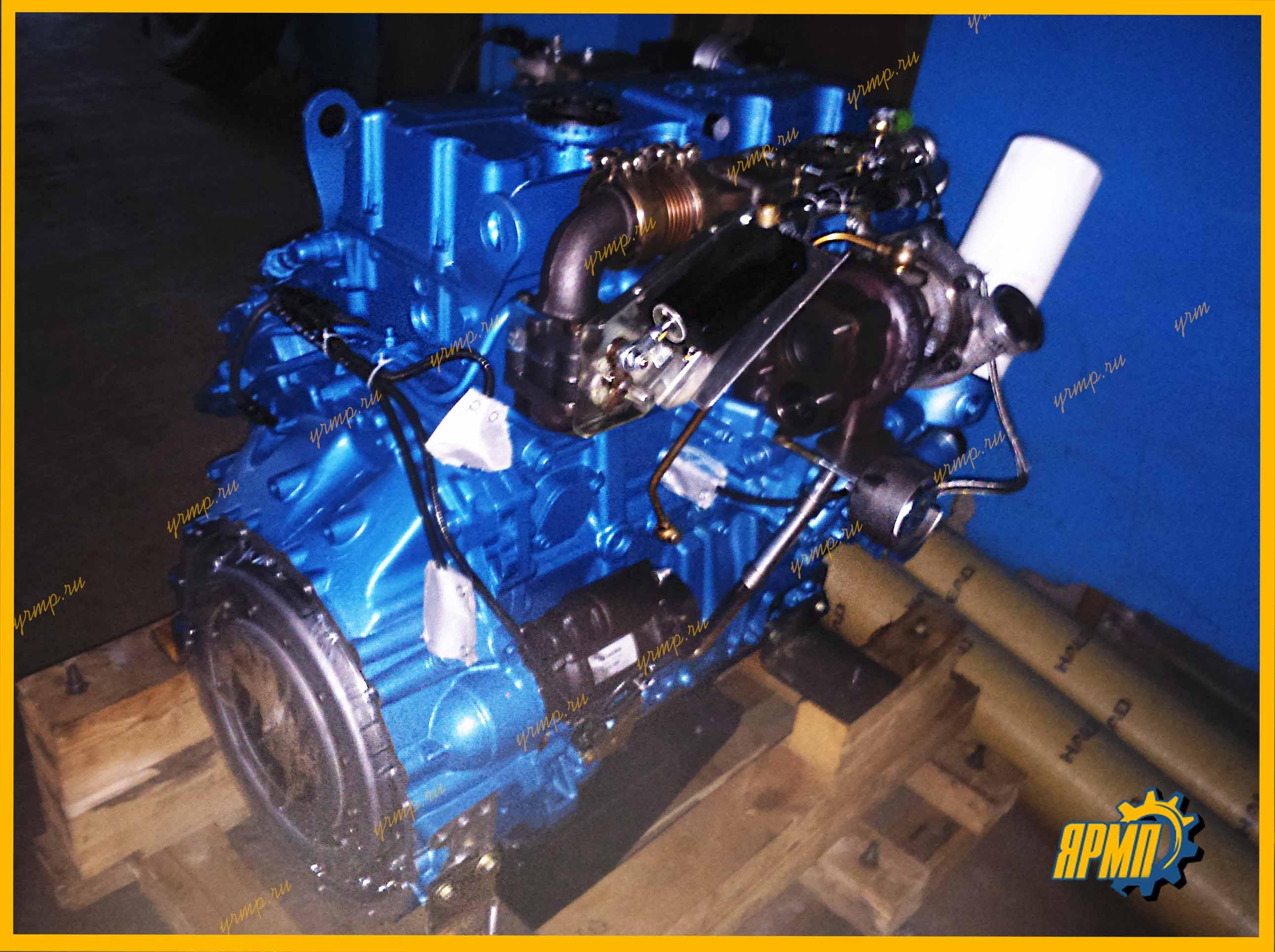 купить двигатель ЯМЗ-536