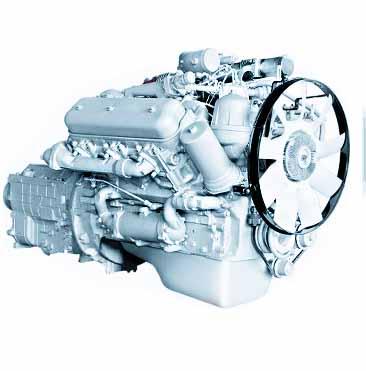 купить двигатель ЯМЗ 656