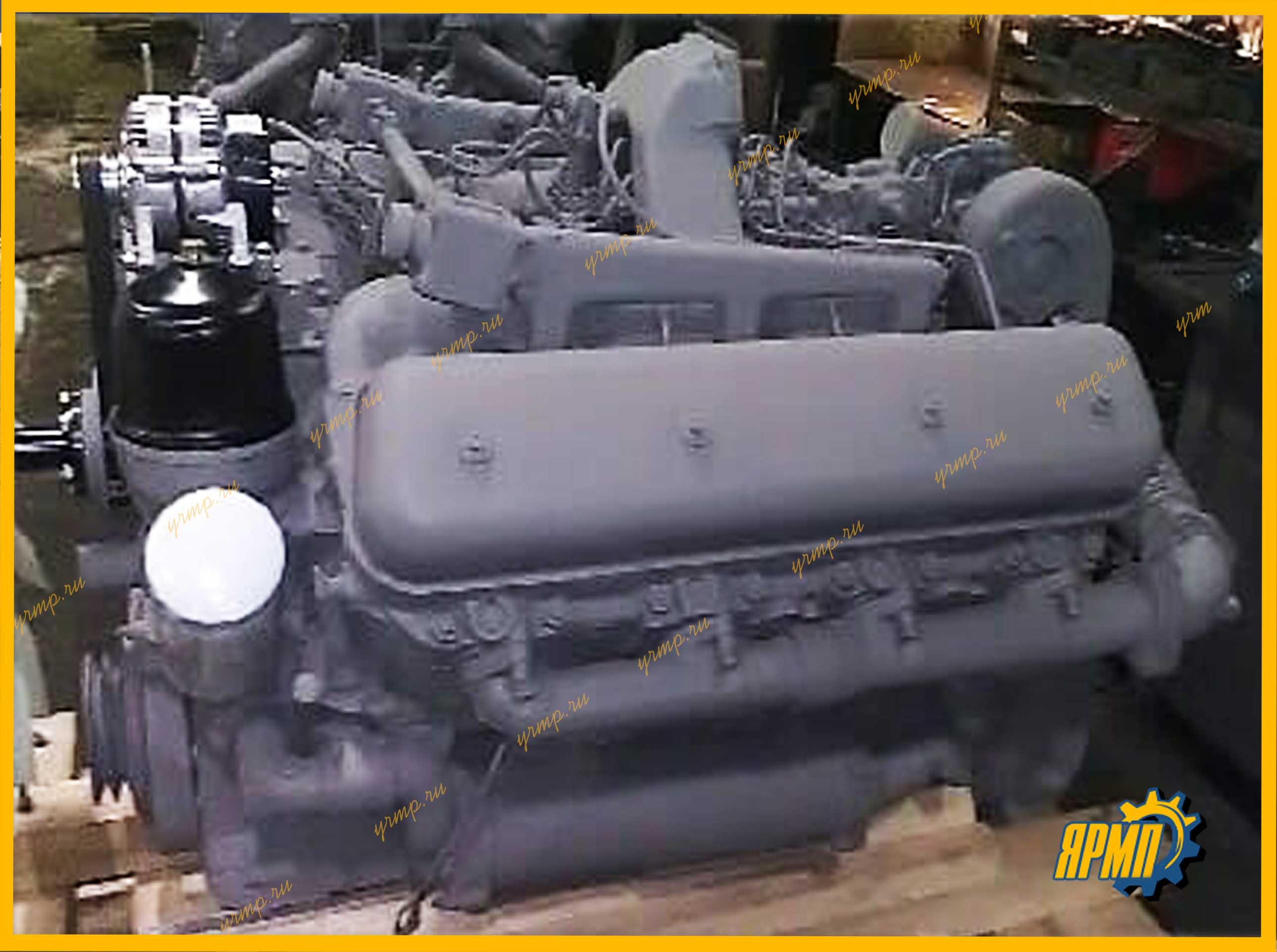 двигатель ЯМЗ-658