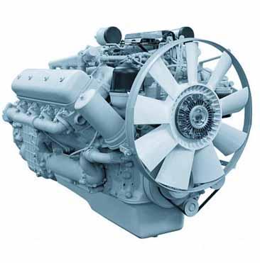 двигатель ЯМЗ 658