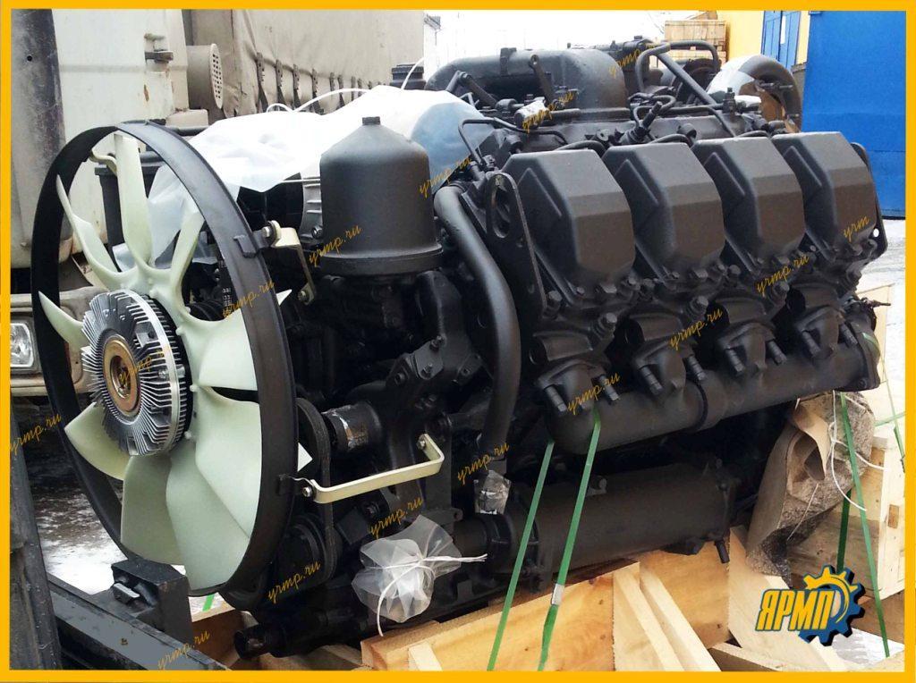 двигатель ЯМЗ-840
