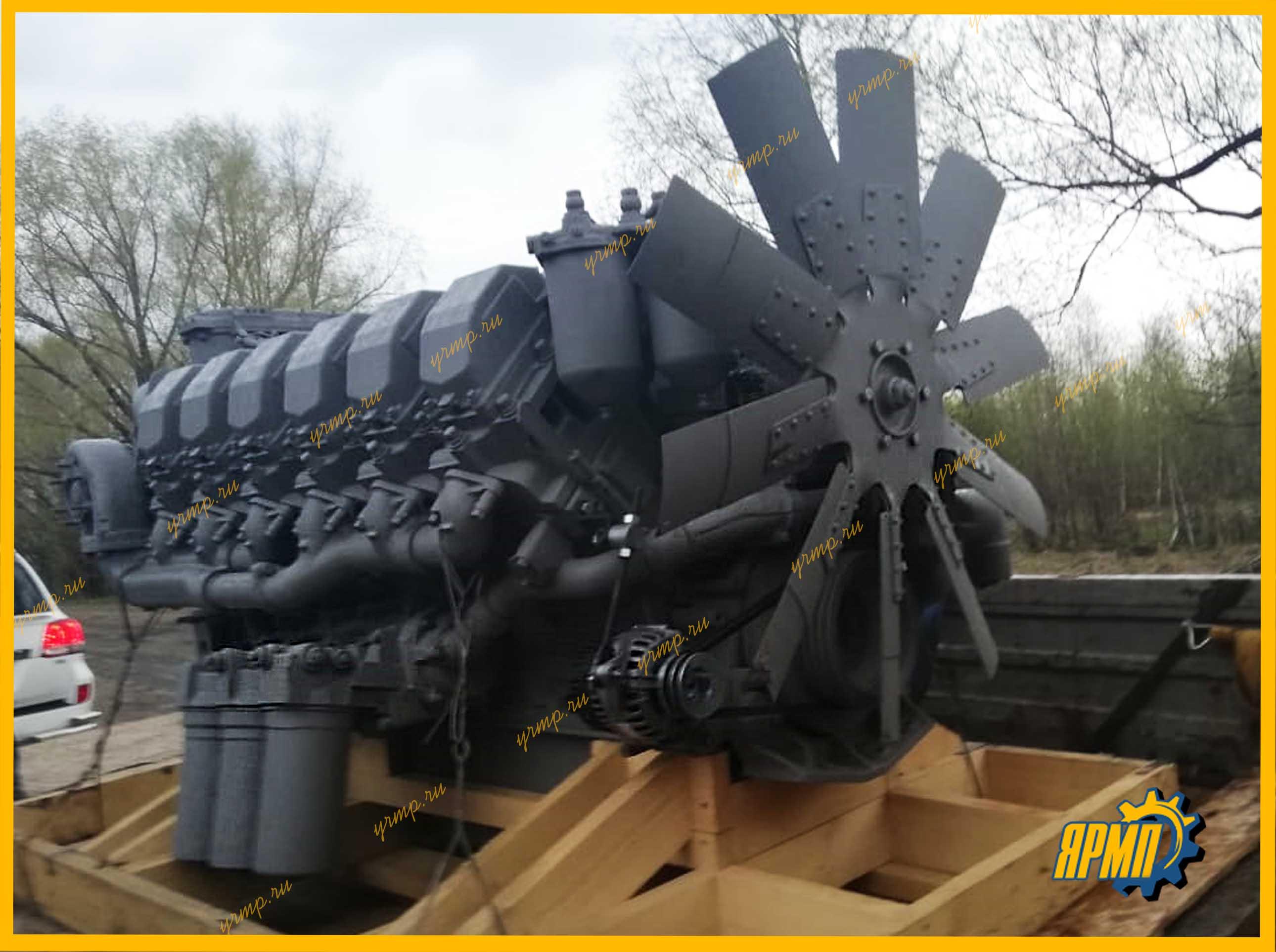 купить двигатель ЯМЗ-8501